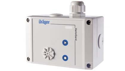 Draeger Modular Gas Detection System VarioGard