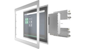 P+F Monitors HMI Solutions Panel Mount