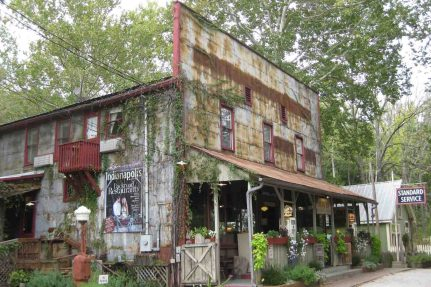 haunted, indiana, bed and breakfast