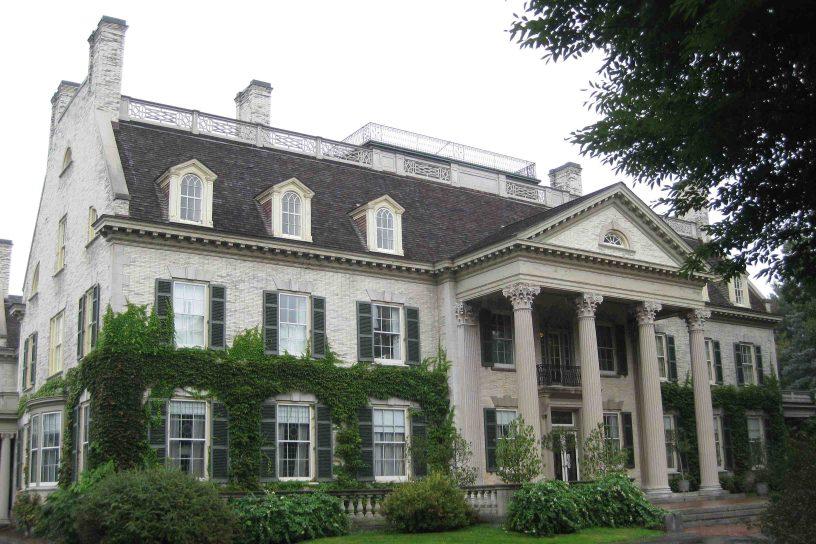 Eastman kodak Museum in rochester