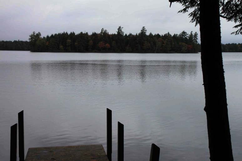 follensby pond in adirondack park
