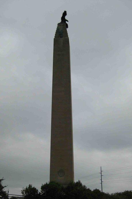 Obelisk in the City of Plattsburgh