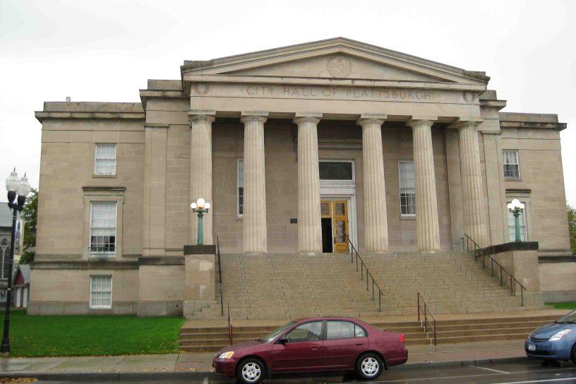 City Hall of Plattsburgh