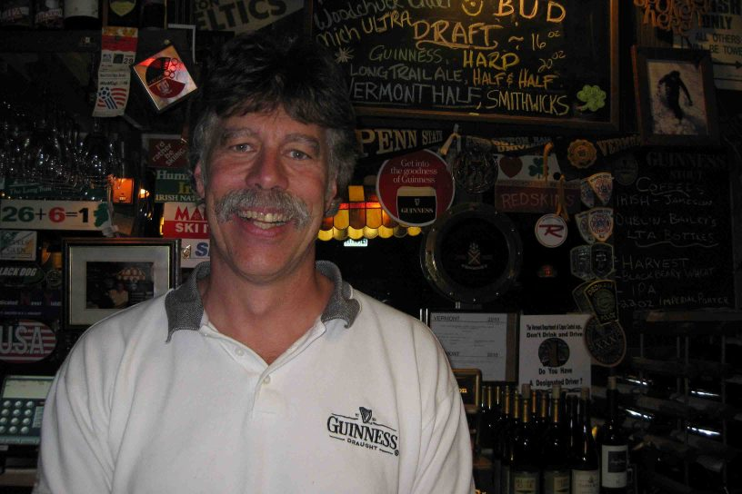 Murray at McGrath's Irish Pub
