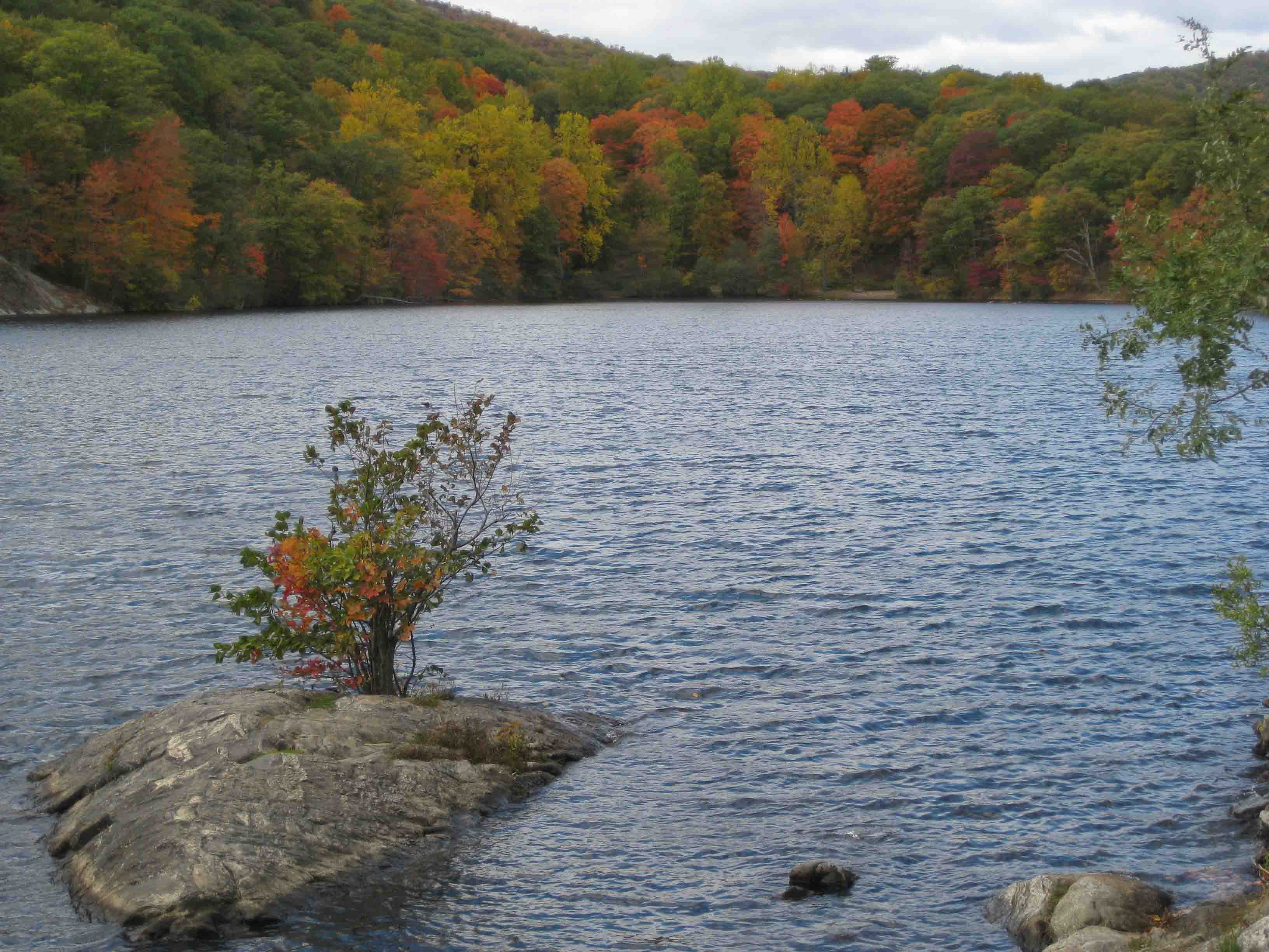 bear mountain state park in the hudson river valley