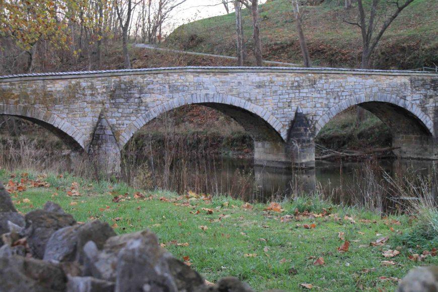 bridge at antietam national battlefield