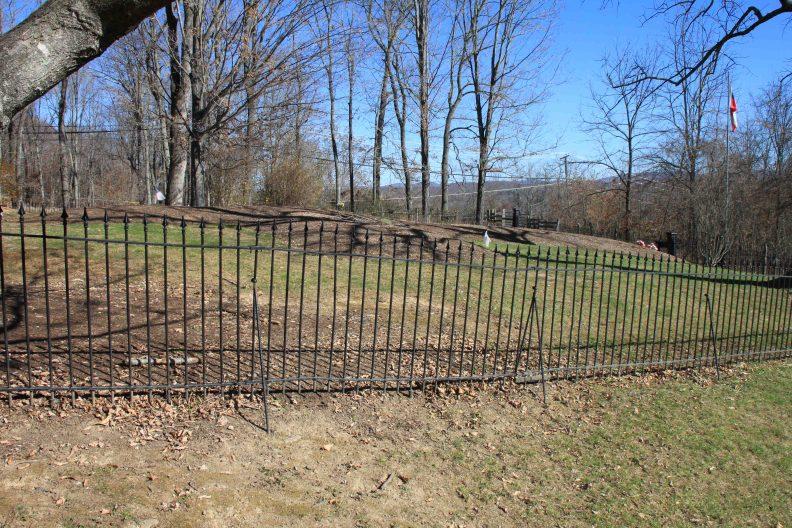 confederate cemetery in lewisburg west virginia
