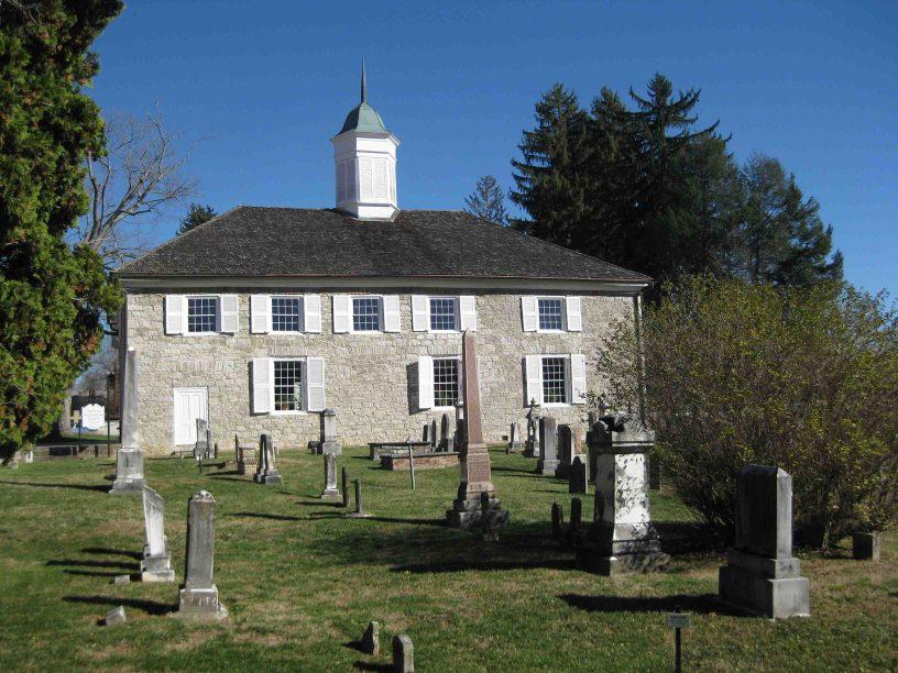 old stone church in lewisburg west virginia