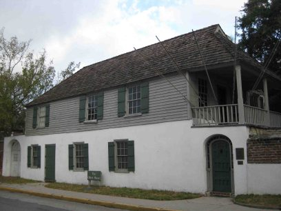 oldest house in florida