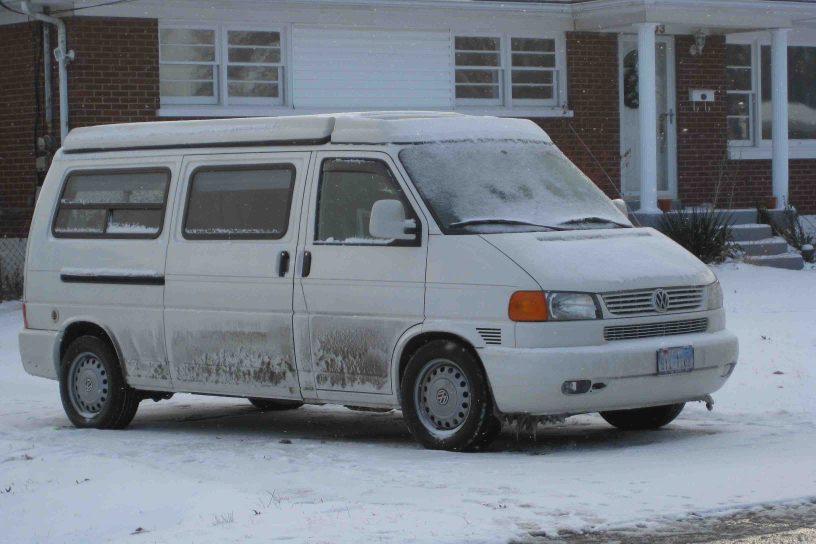 frozen VANilla in Louisville
