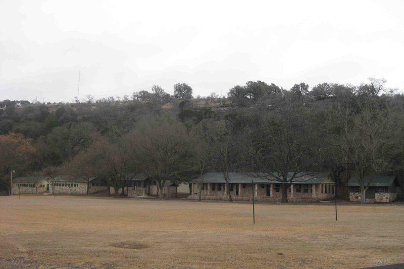 camper cabins at camp mystic