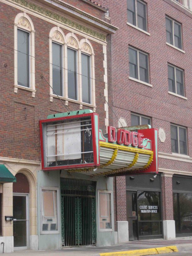 Dodge City Theatre