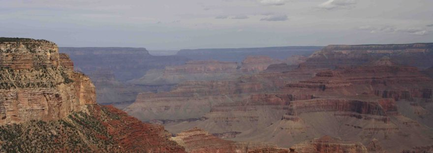grand canyon's south rim