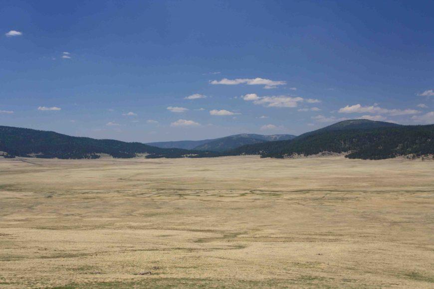 Valle Grande, New Mexico