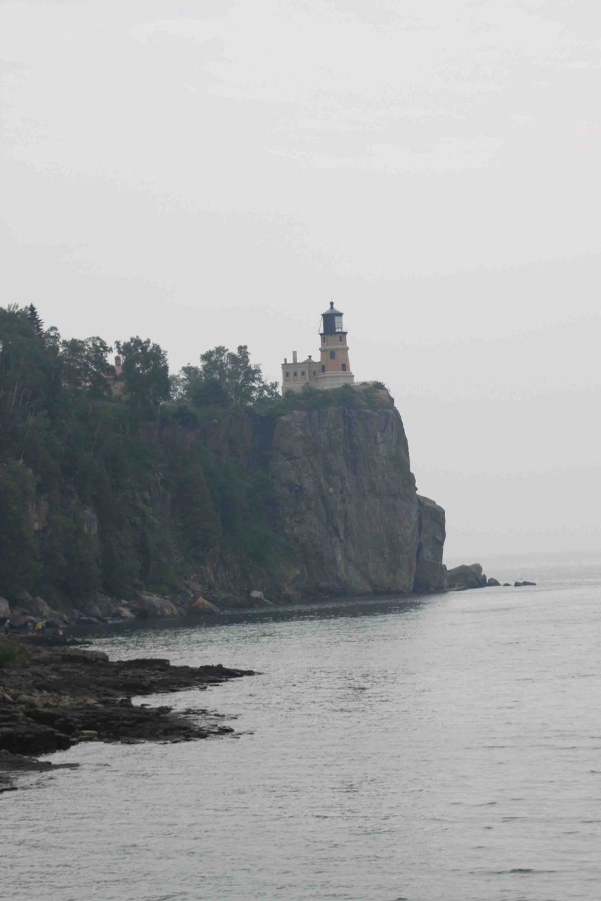 split rock lighthouse on the north shore