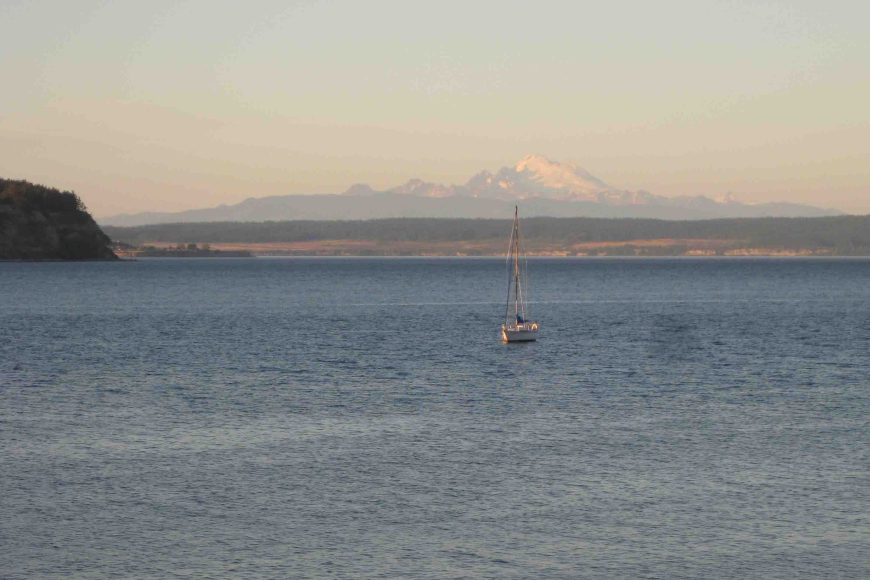 view from coupeville