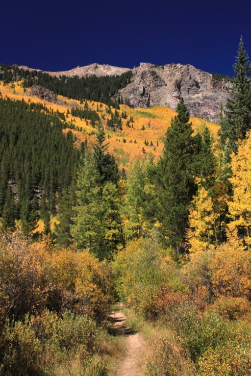 Abyss Trail, Fall Hikes in Denver