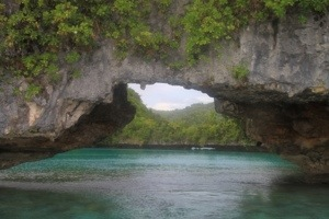 Kingfisher Arch