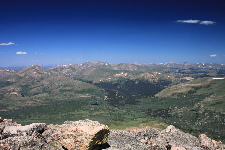 Bierstadt Trail on Guanella Pass Scenic Byway
