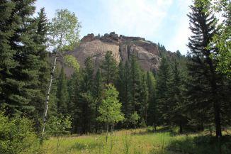 granite cliff