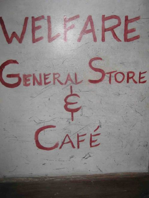 welfare general store