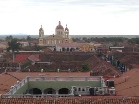 view from Convent