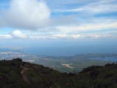 view of granada and Lake Nicaragua
