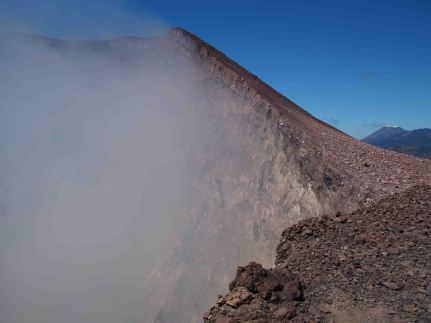 telica volcano