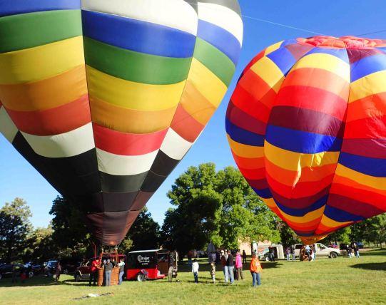 canon city balloon festival