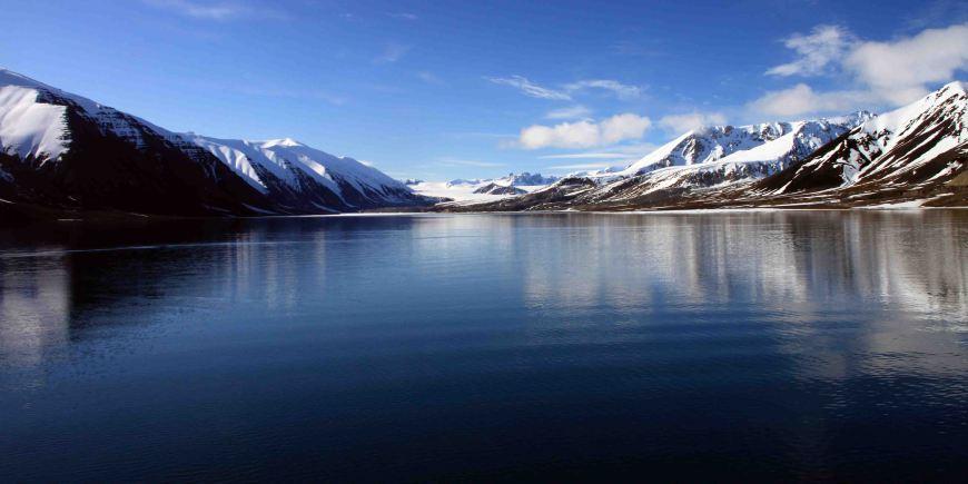 bay at Bockfjorden