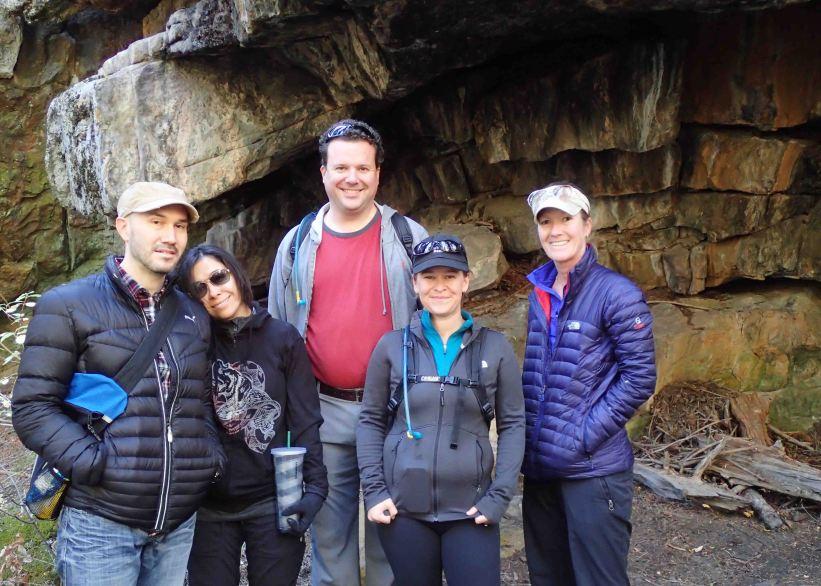 the bear's cave