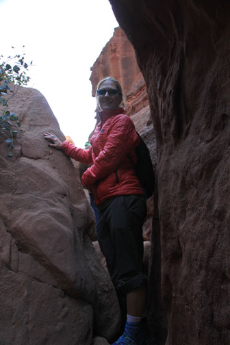 me in the canyon