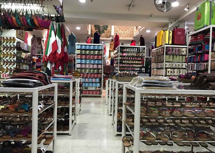 department store in Marrakesh