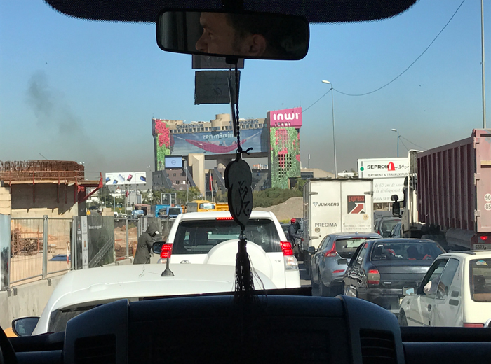 traffic in casablanca