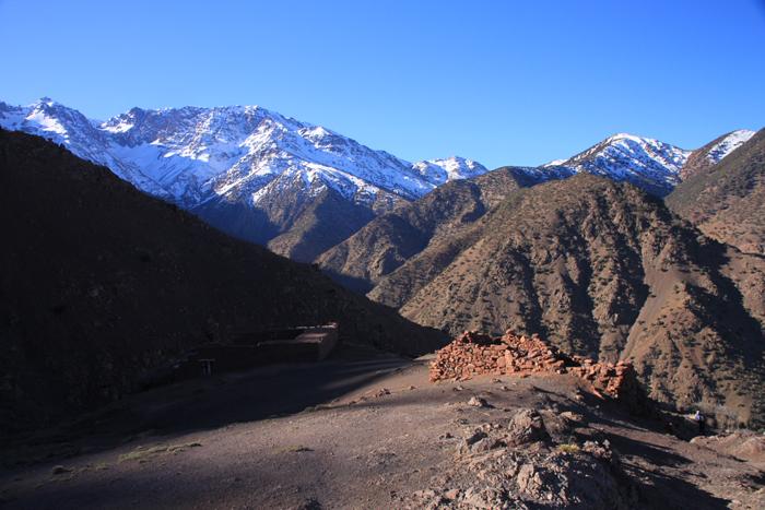 tizi oudite trail