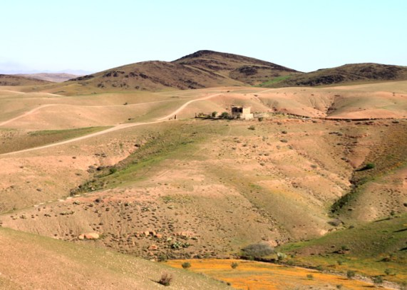 asni ouirgane valley