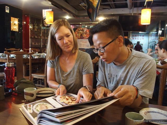 lunch in beijing