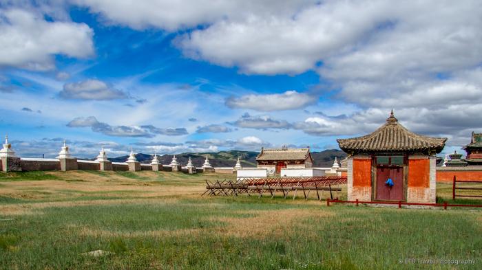 Erdene Zuu Khiid in Kharkhorin