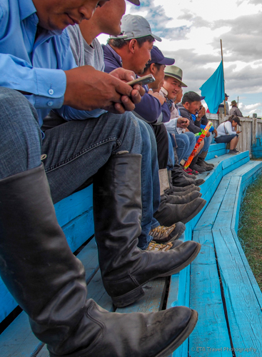 cowboys at naadam