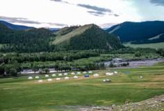 Lapis Sky Ger Camp