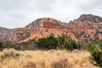 caprock canyon state park