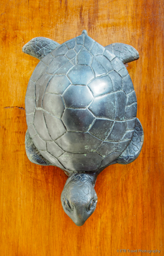 Sealife Doorknocer means the resident is a marine merchant