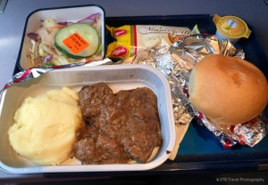 food on copa airlines