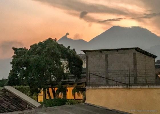 Fuego in Antigua