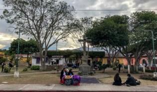 Parque de Belen in Antigua