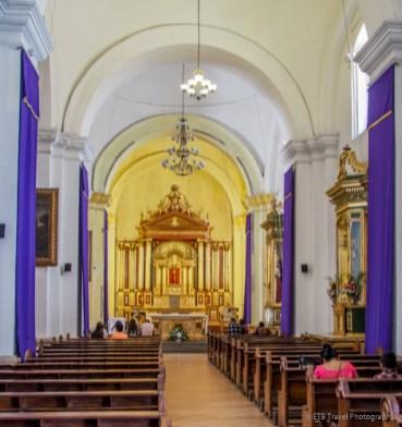 Cathedral of Saint James San José Parish