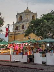 La Merced in Antigua