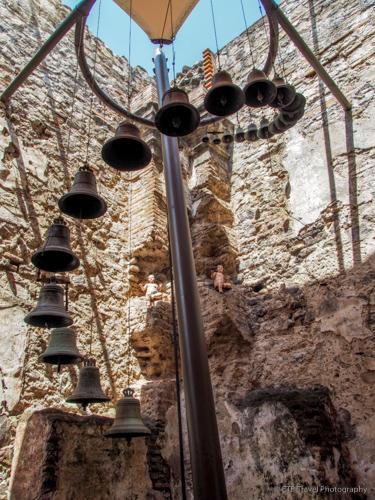 bells at Santo Domingo Monastery