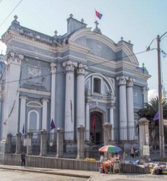 Iglesia San Francisco in Guatemala City