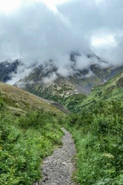 Crow Pass Trail